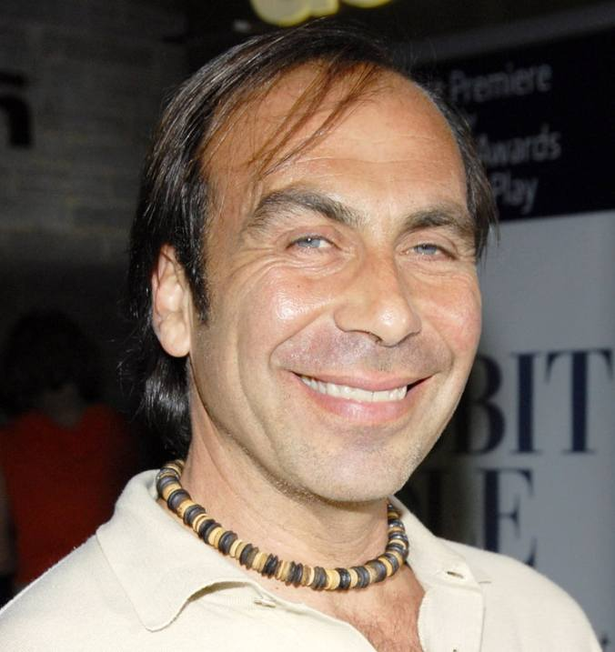 Taylor Negron